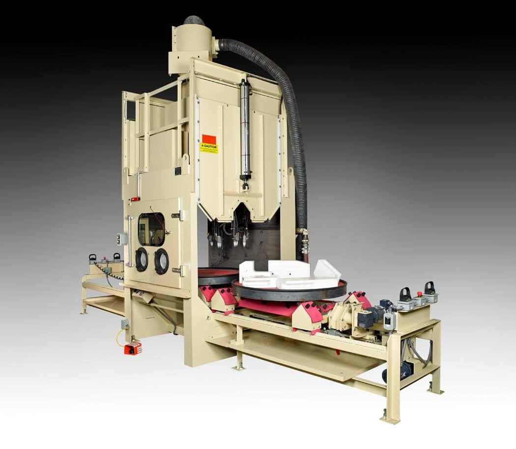 Empire Abrasive Automated Air Blast Systems