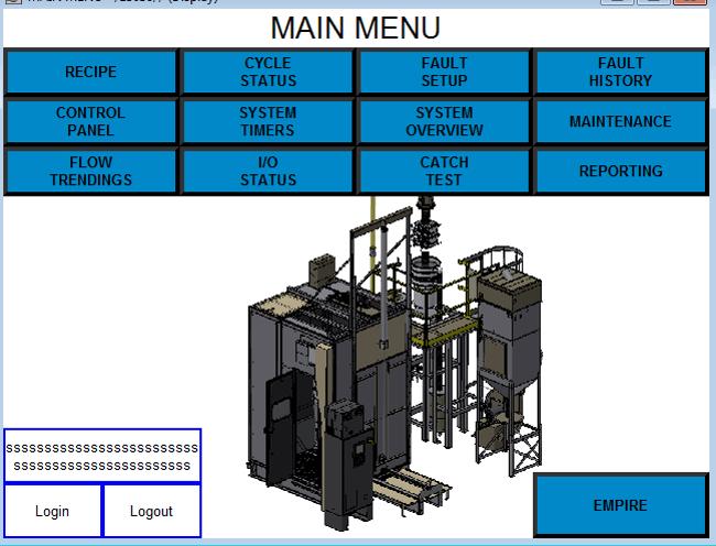 Shot Peening Systems Empire Abrasive Equipment
