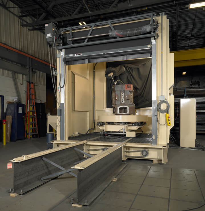 Package Blast Room Systems Empire Abrasive Equipment